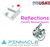 Brackets Reflections 1kit  MBT Hks 345 + CADOU Pinnacle 1 kit MBT 345