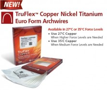 TruFlex Copper - Nickel Titanium