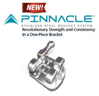 Pinnacle - Brackets MBT .022